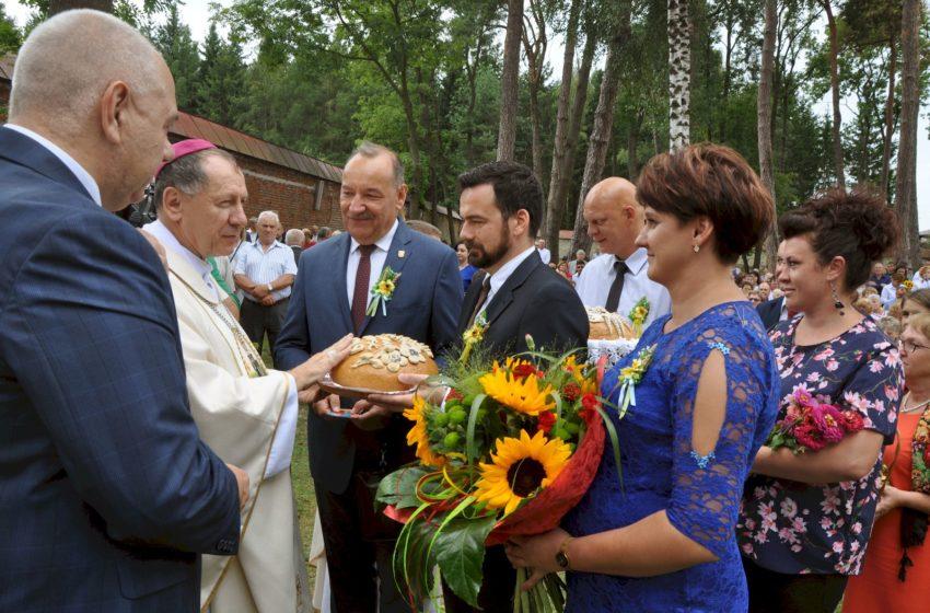 Diecezjalno-Gminne Święto Plonów w Krasnobrodzie