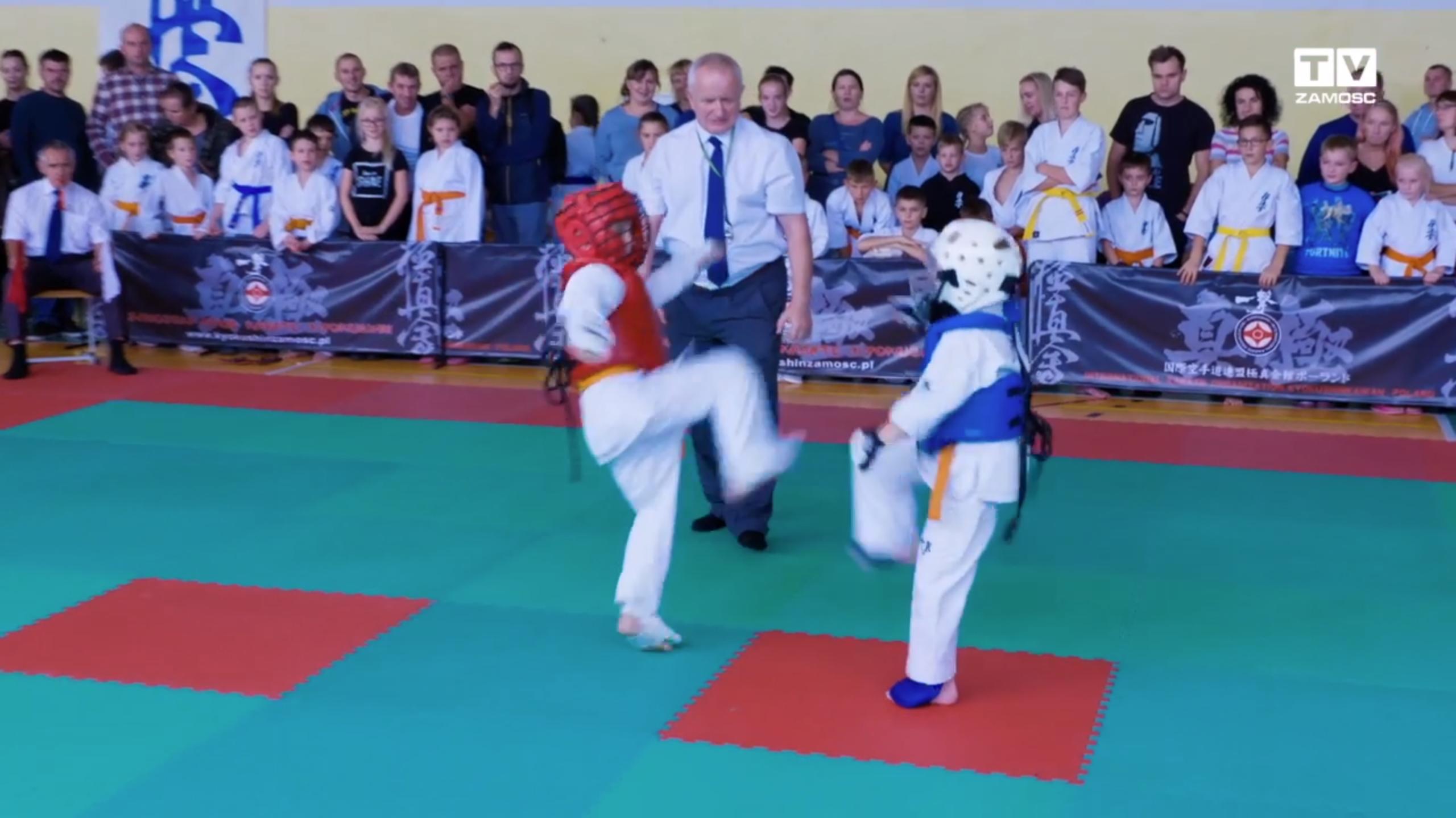 V Ogólnopolski Turniej Karate Kyokushin