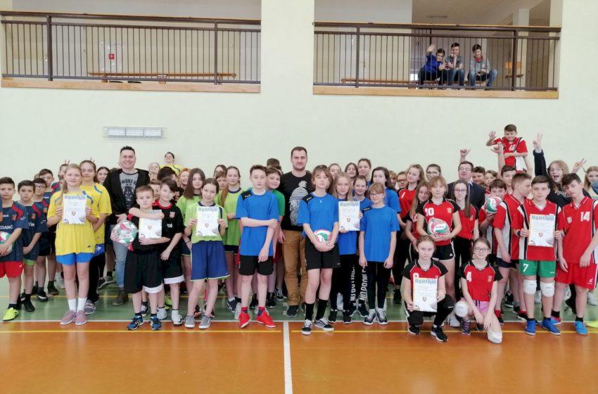 Mistrzostwa Szkół Podstawowych w Siatkówce