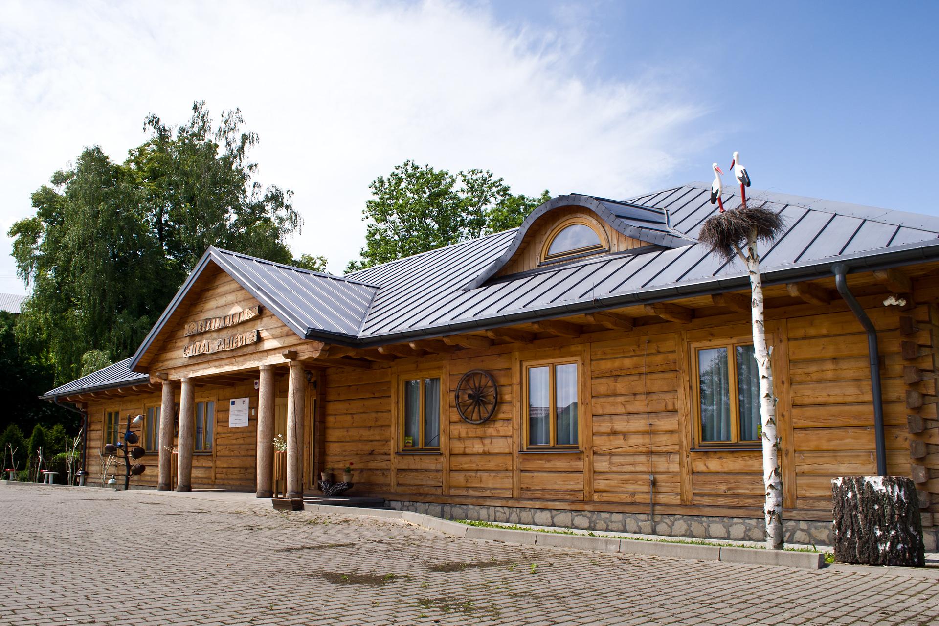 Izba Gminy Zamość w TVP3