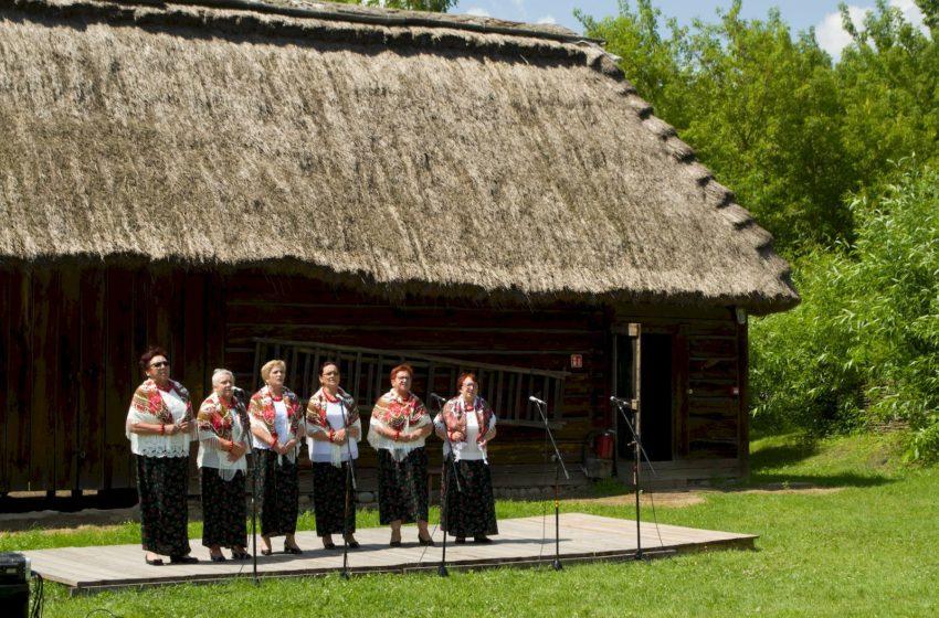 Halinka i Kalinka na eliminacjach do Festiwalu w Kazimierzu