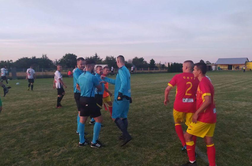 GRYF w IV lidze