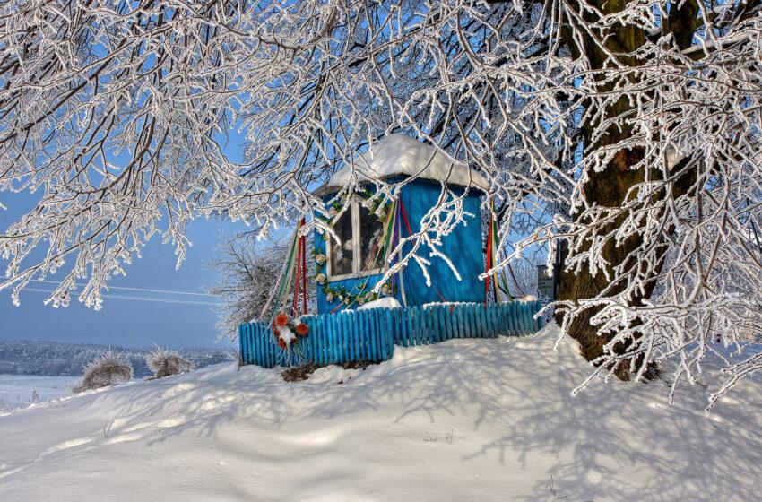 Zimowy foto-konkurs