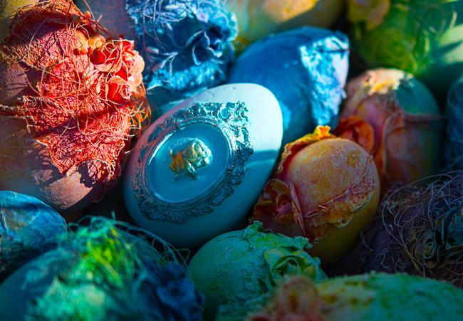 Zdalne Wielkanocne Warsztaty Plastyczne w GOKu