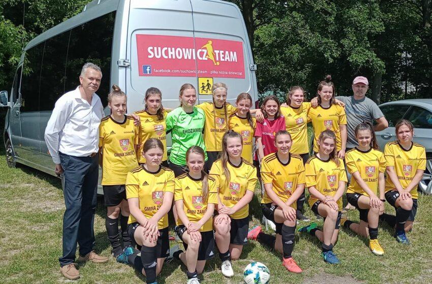 Juniorki UKP Suchowiczteam zakończyły sezon