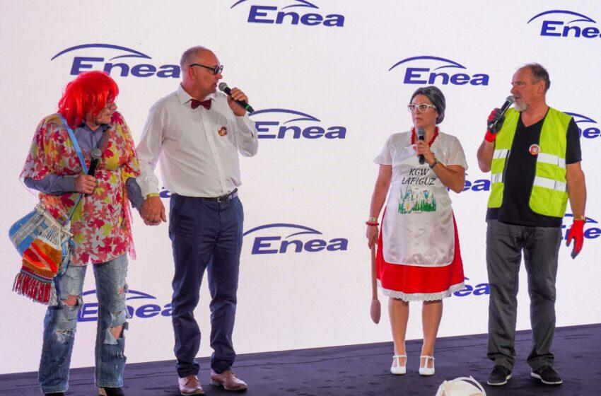Kabaret z Łapiguza na Stadionie Narodowym