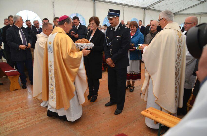 Diecezjalno-gminne dożynki w Krasnobrodzie