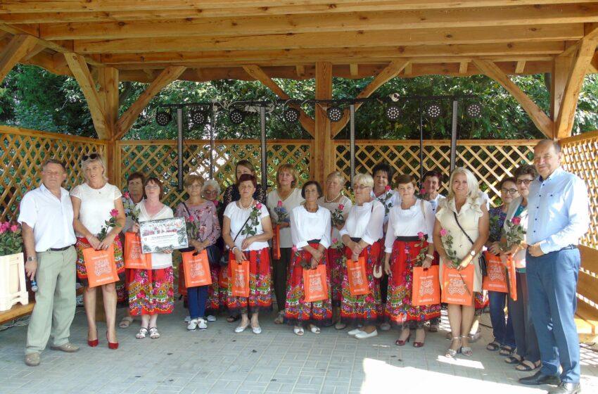 Międzysołeckie dożynki w Białobrzegach